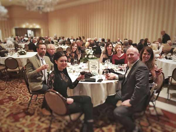 SES-team-at-fundraiser-event